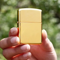 Zippo Armor High Polished Brass 6