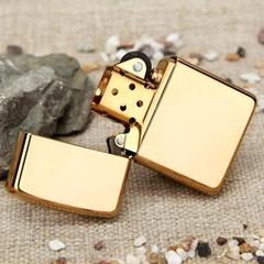 Zippo Armor High Polished Brass 7