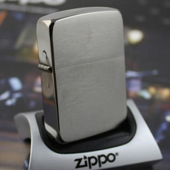 Zippo 1941 Replica Black Ice  (Dark Chrome) 5