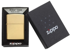 Zippo Armor High Polished Brass 4