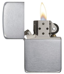 Zippo Replica 1941 Brushed Chrome 2