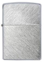 Zippo Herringbone Sweep Brushed Chrome 1
