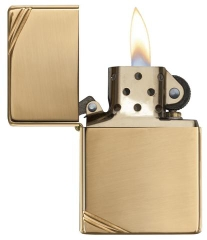 Zippo Vintage High Polished Brass 3