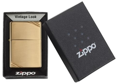 Zippo Vintage High Polished Brass 6