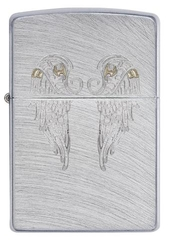 Zippo Angel Wings Chrome Arch 1