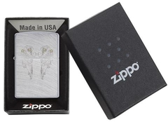 Zippo Angel Wings Chrome Arch 4