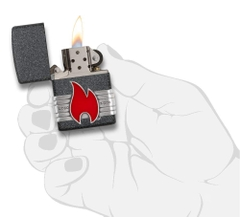 Zippo Flame Lighters 29663 4