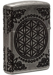 Zippo Armor Tree of Life Design Pocket Lighter 29670 1