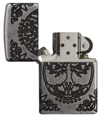 Zippo Armor Tree of Life Design Pocket Lighter 29670 4