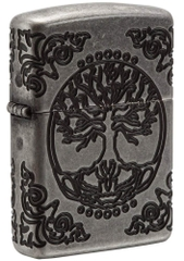 Zippo Armor Tree of Life Design Pocket Lighter 29670