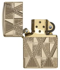 Zippo Armor Deep Carve Lighters 29671 3