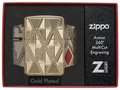 Zippo Armor Deep Carve Lighters 29671 6