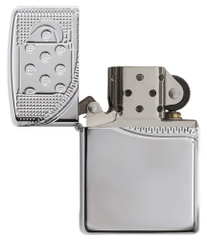 Zippo Armor Deep Carve Lighters 29674 3