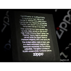 Zippo Playboy Limited Edition 2007 6