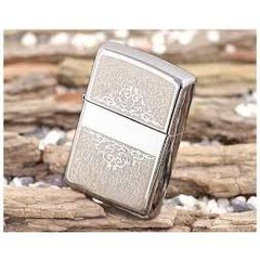 Zippo Filigree Initial Polished Chrome 1