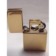 Zippo Brushed Brass Pipe 4