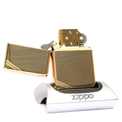 Zippo Vintage High Polished Brass 5