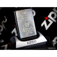 Zippo Clash Of Clans The Barbarian 8