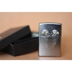 Zippo Angel Wings Chrome Arch 5