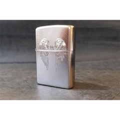 Zippo Angel Wings Chrome Arch 6