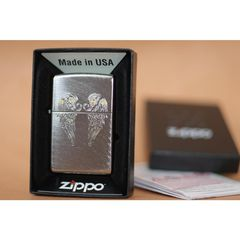 Zippo Angel Wings Chrome Arch 7