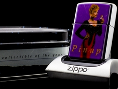 Zippo COTY 1996 pinup XII 1996 3