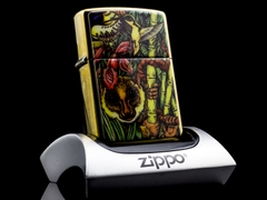 ZIPPO COTY 1995 MYSTERY OF THE FOREST (Bí Ẩn Rừng Xanh) XI 1995 3