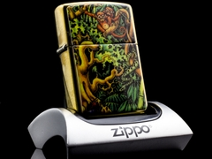 ZIPPO COTY 1995 MYSTERY OF THE FOREST (Bí Ẩn Rừng Xanh) XI 1995 4