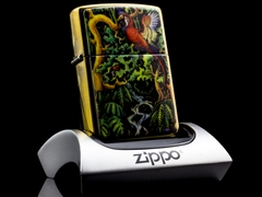 ZIPPO COTY 1995 MYSTERY OF THE FOREST (Bí Ẩn Rừng Xanh) XI 1995 8