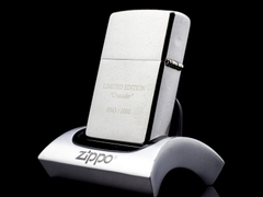 Zippo templer Crusader Limited Edition 2013 4