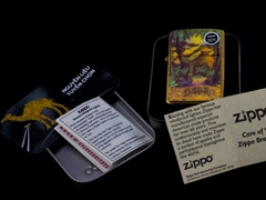 Zippo Camel Double Sided Emblem Very Rarely XII 1996 8