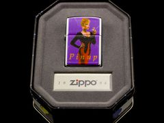 Zippo COTY 1996 pinup XII 1996 4