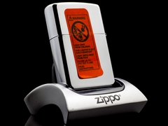 Zippo COTY 1996 pinup XII 1996 2