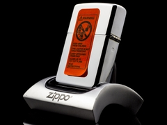 Zippo COTY 1996 pinup XII 1996