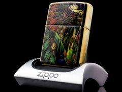 ZIPPO COTY 1995 MYSTERY OF THE FOREST (Bí Ẩn Rừng Xanh) XI 1995