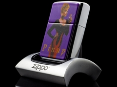 Zippo COTY 1996 pinup XII 1996 1