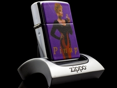 Zippo COTY 1996 pinup XII 1996 7