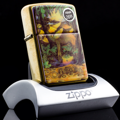 Zippo Camel Double Sided Emblem Very Rarely XII 1996
