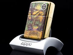 Zippo Camel Double Sided Emblem Very Rarely XII 1996 2