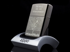 Zippo The Wall 1982-2002 VietNam Remembered 02 4