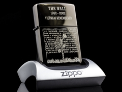 Zippo The Wall 1982-2002 VietNam Remembered 02 3