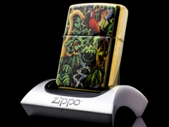 ZIPPO COTY 1995 MYSTERY OF THE FOREST (Bí Ẩn Rừng Xanh) XI 1995 10