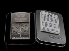 Zippo The Wall 1982-2002 VietNam Remembered 02 8
