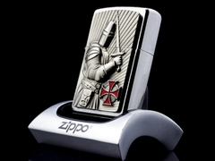 Zippo templer Crusader Limited Edition 2013 2