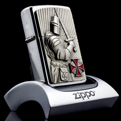 Zippo templer Crusader Limited Edition 2013