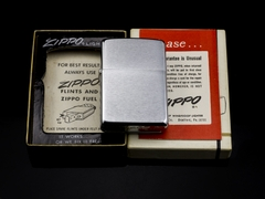 Zippo Cổ Brushed Chrome 1979 5 Gạch Thẳng 7