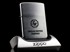 Zippo Cổ Sinclair-Koppers Company 1971 3 Gạch Thẳng  1