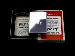 Zippo Cổ HRS 1970 4 Gạch Thẳng  9