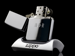 Zippo Cổ HRS 1970 4 Gạch Thẳng  6