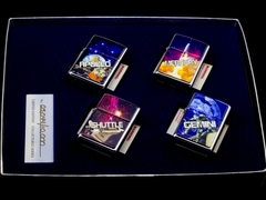 Zippo Sapce Explorations A Collectable Series